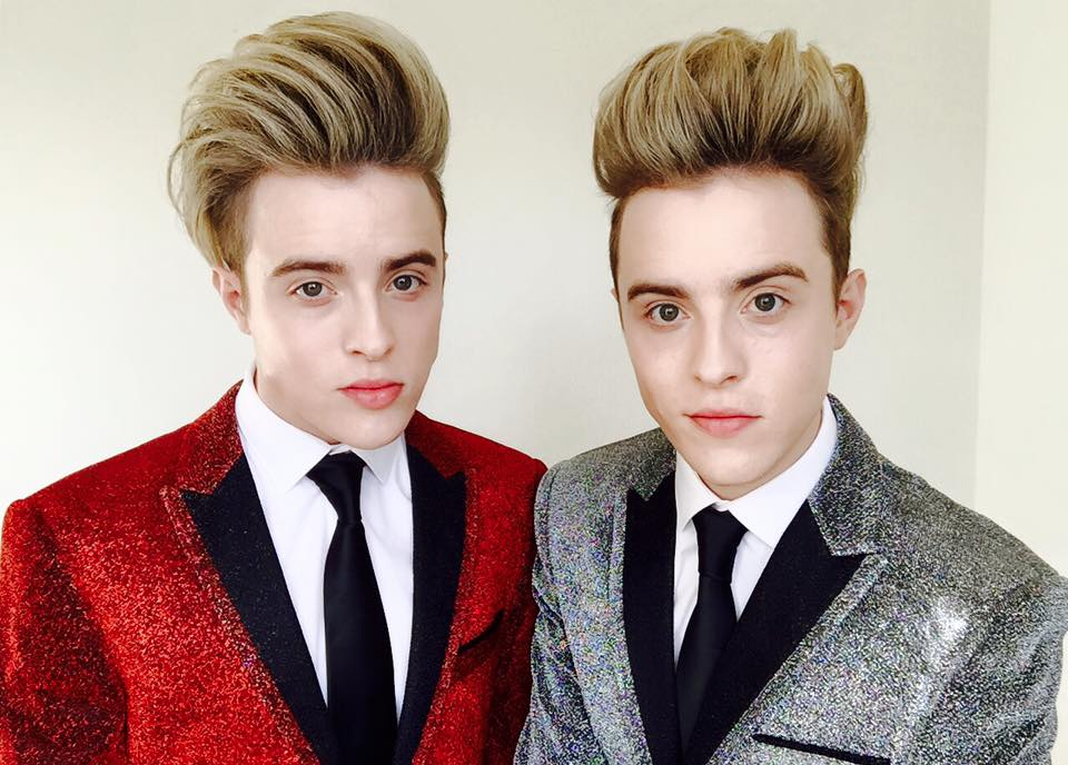 Jedward Tease New Song At IFTAs - Essentially Pop